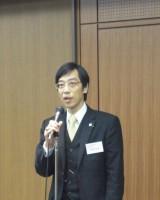 日本大学理事・副総長・経済学部長 小椰治宣様