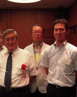 左より浅野司法書士、森嶋会員、川上弁護士、矢島会員、小林会員、大川弁護士